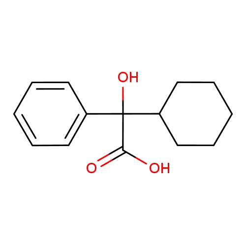 2 Cyclohexyl Hydroxy Phenylacetic Acid In Stock