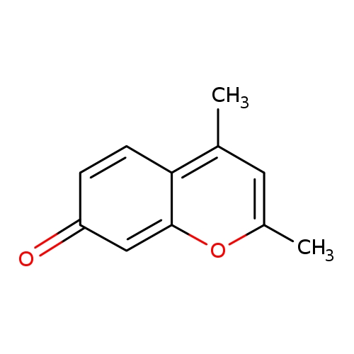 2,4-dimethyl-7H-chromen-7-one