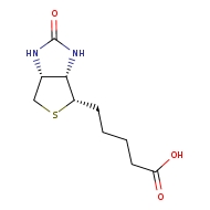 5-[(3aS,4S,6aR)-2-oxo-hexahydro-1H-thieno[3,4-d]imidazol-4-yl]pentanoic acid