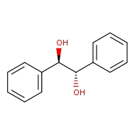 (1R,2S)-1,2-diphenylethane-1,2-diol, in stock