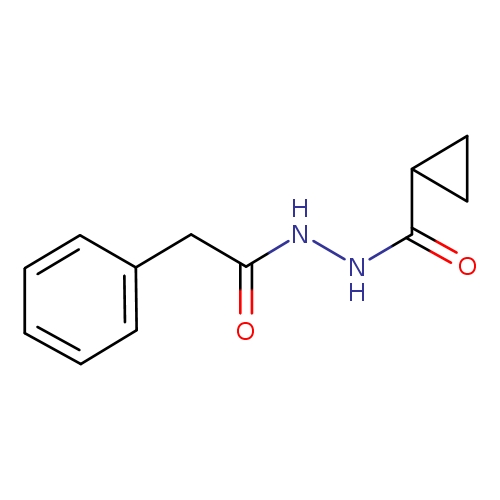 N'-cyclopropanecarbonyl-2-phenylacetohydrazide