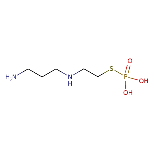 ({2-[(3-aminopropyl)amino]ethyl}sulfanyl)phosphonic acid