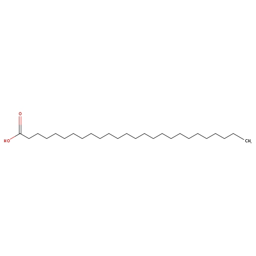 hexacosanoic acid