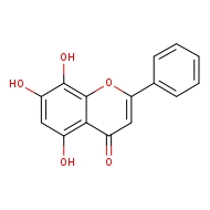 5,7,8-trihydroxy-2-phenyl-4H-chromen-4-one