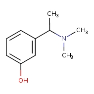 3-[1-(dimethylamino)ethyl]phenol