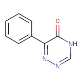 6-phenyl-4h-1,2,4-triazin-5-one