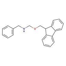 benzyl[(9h-fluoren-9-ylmethoxy)methyl]amine