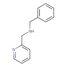 benzyl(pyridin-2-ylmethyl)amine